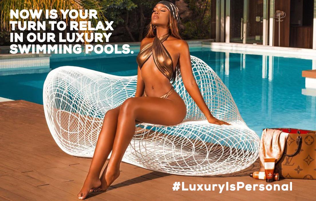 Swimming Pool Boss Display Ads II